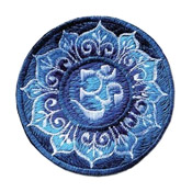 OM Embroidery Patch - 3