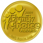 Family Choice Award Winner