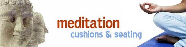 Meditation Cushions & Seating