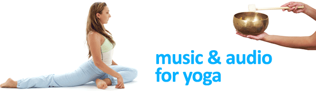Music & Audio for Yoga