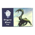 Kamini Dragons Blood Soap - 100gr.