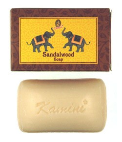 Kamini Sandalwood Soap - 100gr.
