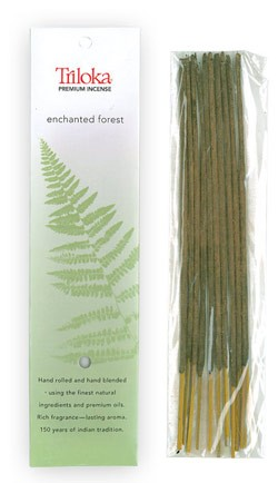 Enchanted Forest - Triloka Premium Natural Herbal Incense