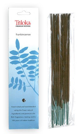 Frankincense - Triloka Premium Natural Herbal Incense