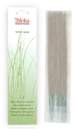 Lemon Grass - Triloka Premium Natural Herbal Incense