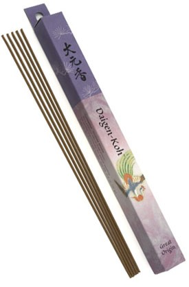 Shoyeido Daily Incense: Daigen-koh - Great Origin - 30 Stick Box