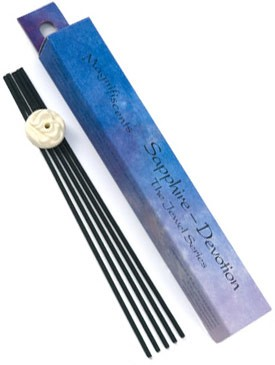 Shoyeido Jewel Series: Sapphire - Devotion - 40 Sticks