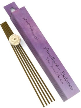 Shoyeido Jewel Series: Amethyst - Balance - 40 Sticks