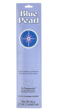 Blue Pearl Musk Champa Incense