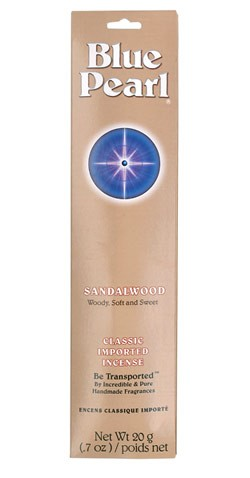 Blue Pearl Sandalwood Incense