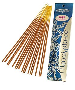 Atmosphere Masala Incense - Yoga by Nitiraj Incense