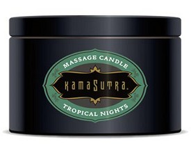 Kama Sutra Massage Candle - Tropical Nights