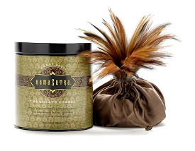 Kama Sutra Honey Dust Body Powder - Chocolate Caress