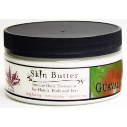 Guavalava (Blackberry Guava) Earthly Body Skin Butter - 8 oz.