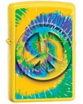 Zippo Classic Lighter - Lemon Peace