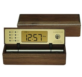 Walnut Digital Zen Alarm Clock (B Tone)