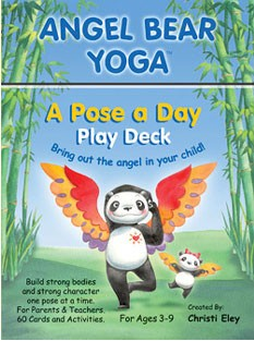 Angel Bear Yoga Play Deck