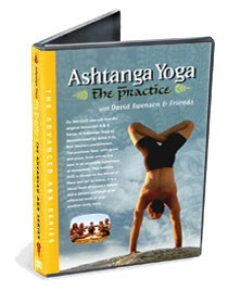 Ashtanga Yoga: The Practice - Advanced A and B Series with David Swenson (DVD)