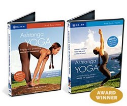 Ashtanga Yoga DVD's