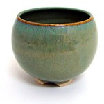 Hazel Japanese Handthrown Ceramic Bowl Burner