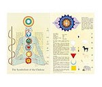 Symbolism of the Chakras Color Chart