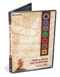 Chakra Theory and Meditation with Paul Grilley (DVD)