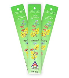 Herbal Vedic Cedar Incense