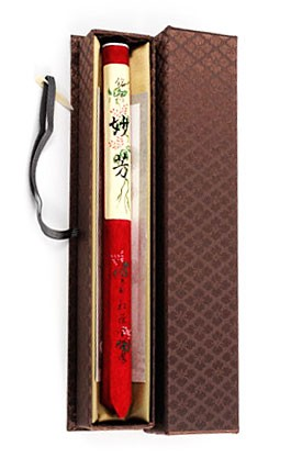 Premium Aloeswood Incense:Myo-ho - Infinity - 35 Stick Box