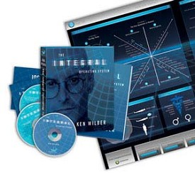 The Integral Operating System by Ken Wilber (CD & DVD)