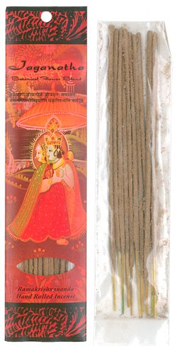 Ramakrishnananda Jaganatha Incense - Botanical Flowers Blend