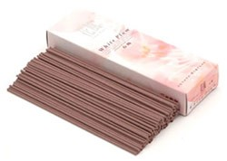 Ka-Fuh White Plum Incense 120 sticks - Less Smoke Incense