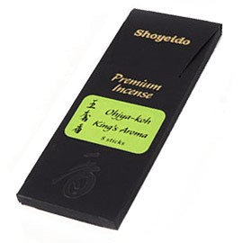 Premium Aloeswood Incense Sampler: Ohjya-koh - King's Aroma - 8 Sticks