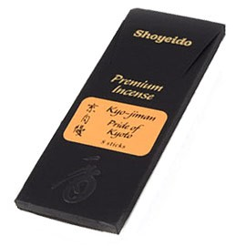 Premium Aloeswood Incense Sampler: Kyo-jiman - Pride of Kyoto- 8 Sticks