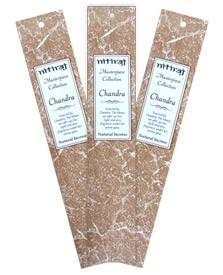 Nitiraj Chandra Incense - Light & Airy