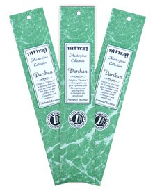 Nitiraj Darshan Incense - Cinnamon & Sandalwood