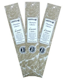 Nitiraj Laxmi Incense - Garden Flowers, Woods & Spices