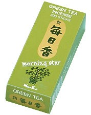 Morning Star Green Tea 200 Sticks