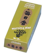Morning Star Jasmine Incense - 200 Sticks