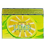Nag Champa Lemon Lime Soap