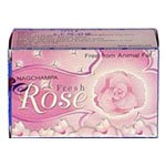 Nag Champa Fresh Rose Soap