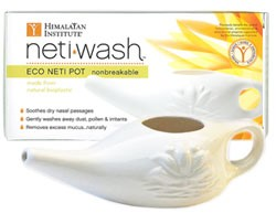 Neti-Wash - The Eco Neti Pot