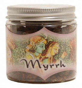 Ramakrishnananda Resin - Myrrh  Resin - 2.4oz
