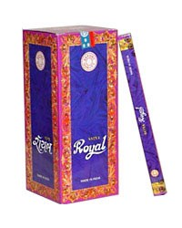 Satya Royal Incense - 10 gram box