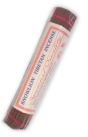 Snow Lion Tibetan Incense