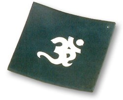 OM Inlay Stone Burner 4.5'' x 4.5''
