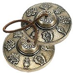 Solid Brass Ting-sha - 8 Auspicious Gifts