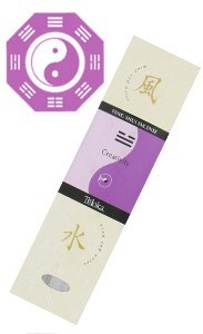 Triloka Feng Shui Incense - Creativity