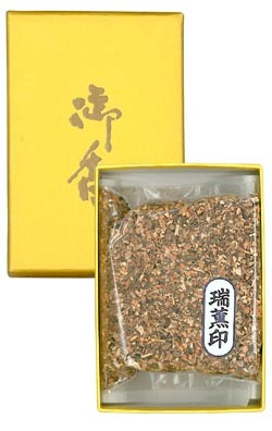 Zuikun Jirushi Chips - Ceremonial Incense