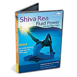 Fluid Power Vinyasa Flow Yoga with Shiva Rea (DVD) 2 Disc Set