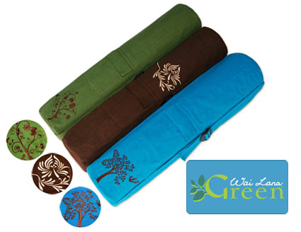 Wai Lana Eco-Friendly Yoga Totes